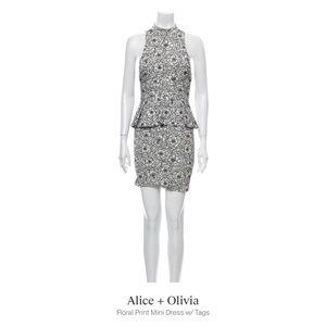 Alice + Olivia Sheath Dress